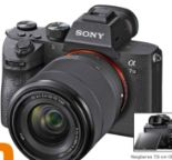 Vollformat-Systemkamera Alpha 7 III von Sony