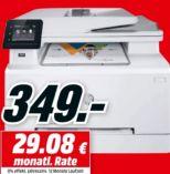 Multifunktions-Laserdrucker Color Laserjet Pro M283FDW von Hewlett Packard (HP)