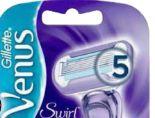 Venus Swirl Ersatzklingen von Gillette
