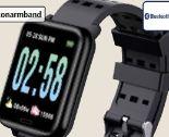Fitness Tracker BT36G von Jay-Tech