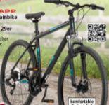 Alu-Mountainbike Blue 4.0 von Zündapp