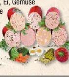 Frischwurst-Aufschnitt von Weber