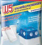 Nachfüllpackungen von W5