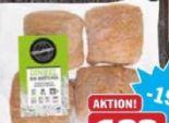 Bio-Aufbackware von Herzberger Bäckerei