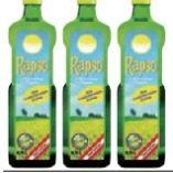 100% Reines Rapsöl von Rapso