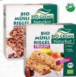 Bio-Müsli-Riegel von BioGreno