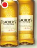 Blended Scotch Whisky von Teacher's