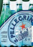 Mineralwasser von San Pellegrino