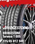 Reifen Turanza T 005 von Bridgestone