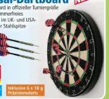 Sisal-Dartboard von Topfit