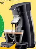 Kaffee-Padautomat HD 6561/68 von Philips
