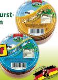 Wurst-Spezialitäten von Gutes aus der Eifel