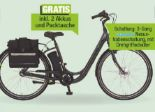 Damen E-Bike Geniesser E2.1 von Prophete