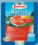 Bacon von Fleischwerke Zimmermann