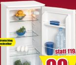 Tisch-Kühlschrank KS 85-9 RVA von Exquisit