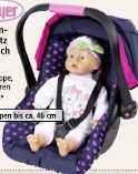 Puppen-Autositz von Bayer Puppen