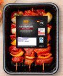 Marinierte Fleischspieße von BBQ