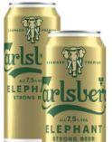 Elephant Premium Beer von Carlsberg
