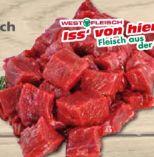 Rindergulasch von West Fleisch