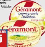 Original Französischer Weichkäse von Géramont
