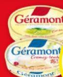 Weichkäse von Géramont