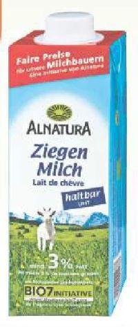 Bio Ziegenmilch von Alnatura
