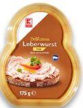Delikatess-Leberwurst von K-Classic