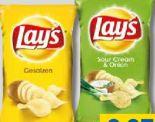 Kartoffelchips von Lay's