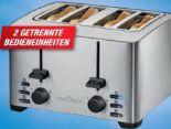 4-Scheiben Toaster PC TA1073 von ProfiCook