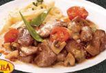 Rindergeschnetzeltes von Gourmella