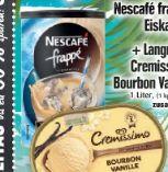 Frappé Eiskaffee von Nescafé