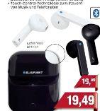True Wireless-Kopfhörer TWS 10 von Blaupunkt
