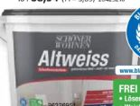Altweiss Matt von Schöner Wohnen