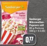 Mikrowellen Popcorn von Seeberger