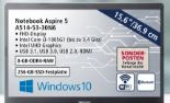 Notebook Aspire 5 A514-53-30N6 von Acer