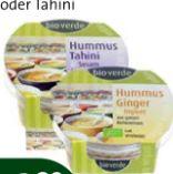 Hummus von bio-verde