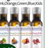 Bio-Omega Leinöl-Mixturen von Bio Planète
