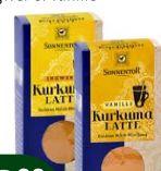 Kurkuma-Latte Ingwer von Sonnentor