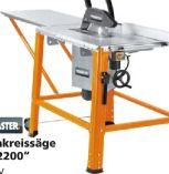 Tischkreissäge TS 2200 von Primaster