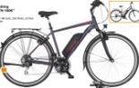Alu-Elektro-Trekkingrad ETH/ETD 1806 von Fischer Fahrrad