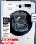 Waschvollautomat WW80K5400UW von Samsung