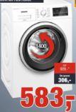 Waschvollautomat WM 14 T4 EK 1 von Siemens