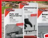 Putz- und Mauermörtel von Go/On!