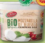 Bio-Mozzarella di Bufala Campana von Lovilio