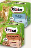 Katzen-Nassnahrung von Kitekat