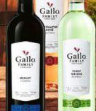 Rotwein von Gallo Family Vineyards