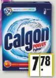 Power Pulver von Calgon