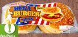 Mega Burger von Jaus Bakery