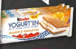 Kinder Yogurt'in Mango & Maracuja von Ferrero