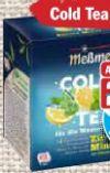 Cold Tea von Meßmer